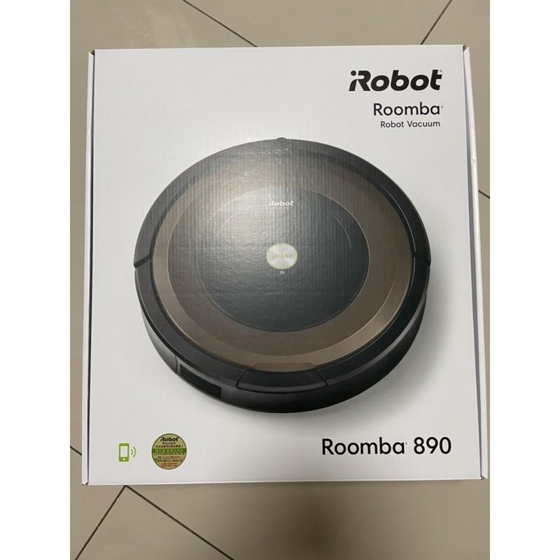 美國iRobot Roomba 890 WiFi 掃地機器人(誠者可議)