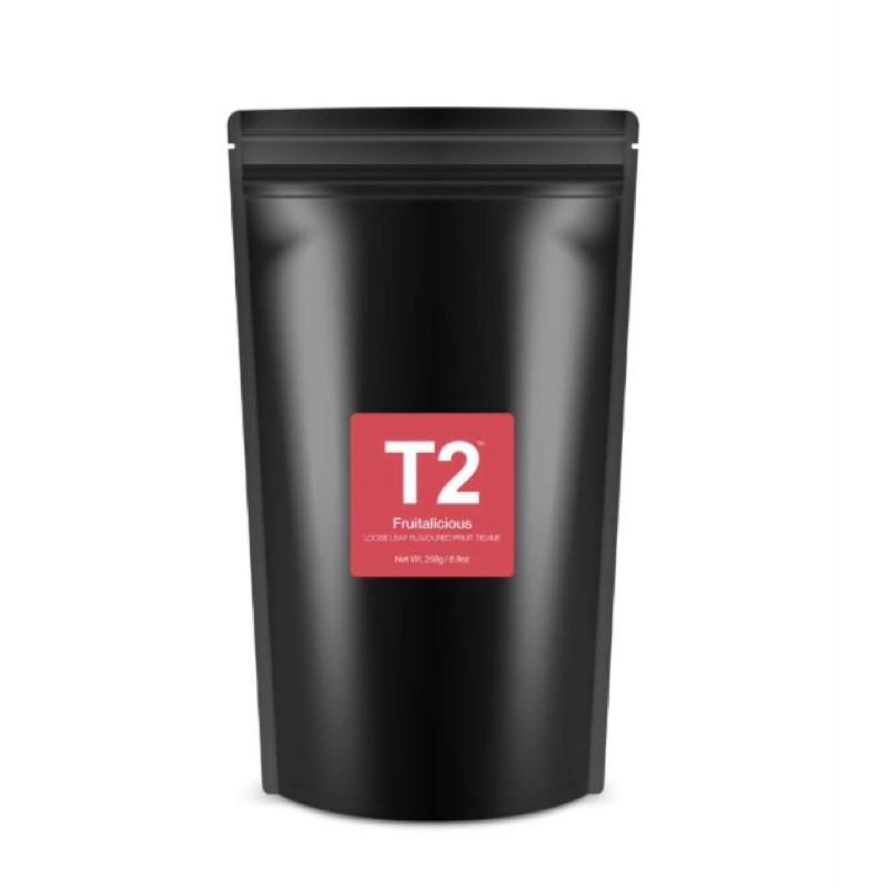 澳洲T2 Tea Fruitalicious綜合水果茶250g散茶葉 鋁箔包