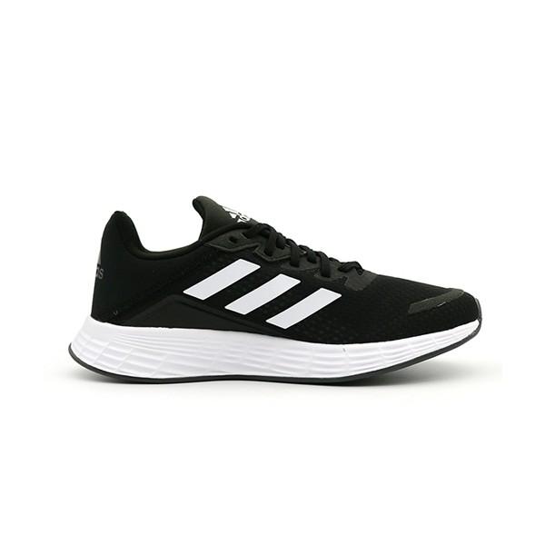 【ADIDAS】DURAMO SL 慢跑鞋 運動鞋 舒適 網布 黑 女鞋 -FV8794