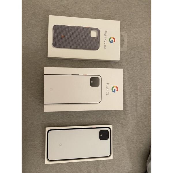 Google Pixel 4XL 64G 附贈原廠手機殼