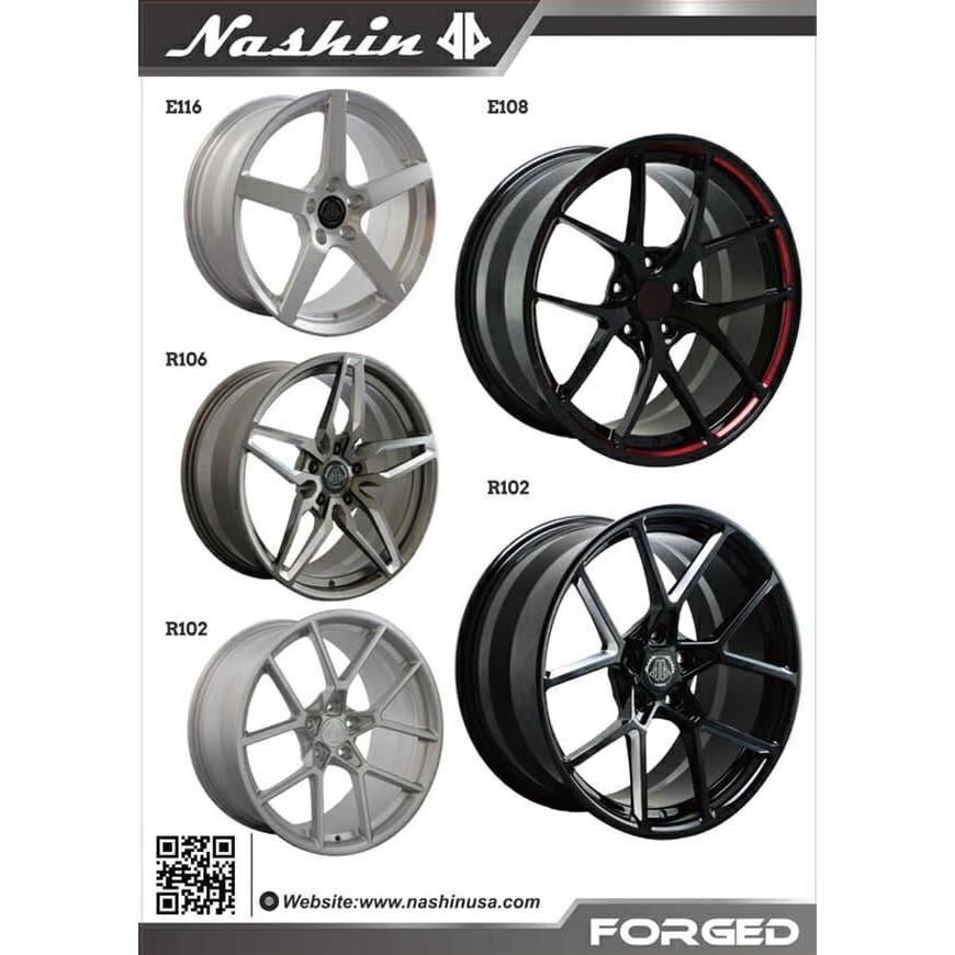 預購品 世盟 NASHIN 訂做 鍛造鋁圈 18吋 19吋 20吋 21吋 22吋 商品需要預定