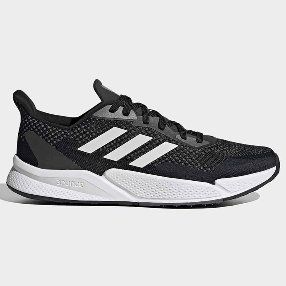 ADIDAS X9000L2 男鞋 慢跑 BOUNCE中底 避震 網布 透氣 耐磨 黑【運動世界】FW8070