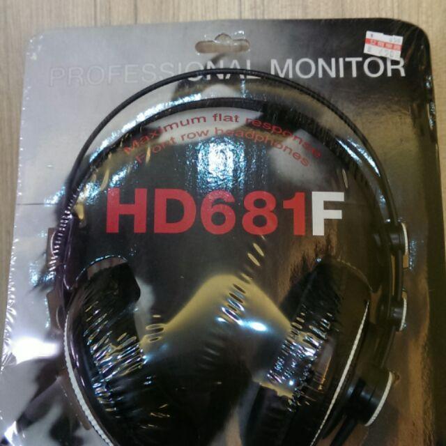 Superlux HD681F 監聽耳機 音響配件 動圈式 絕地音樂樂器中心
