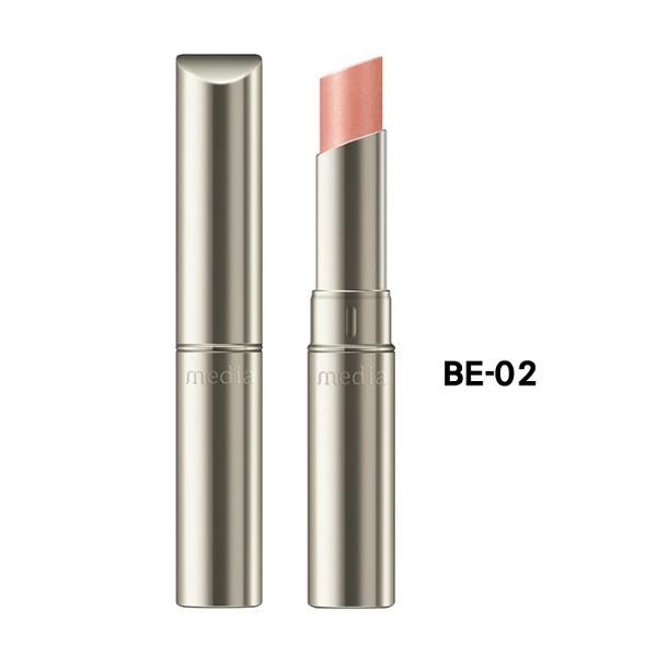 媚點晶透唇膏BE-02 2.5g【康是美】