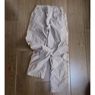 (二手出清)九成新uniqlo 兒童 防風舖棉保暖長褲 雪褲 鬆緊腰 M號 高雄市