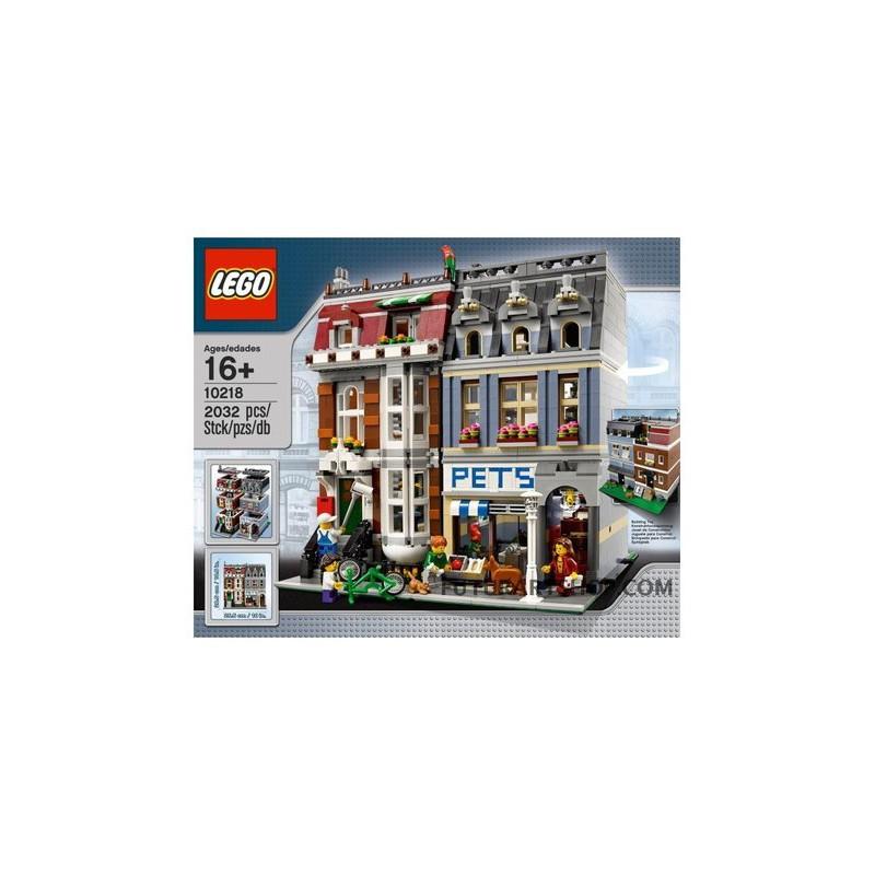 樂高 LEGO 10218 寵物店