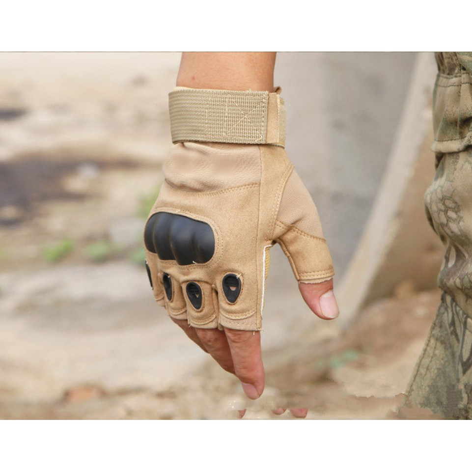 Oakley 黑鷹戰術手套半指手套運動手套騎行防摔生存遊戲軍事手套 Rerain 健身手套防滑