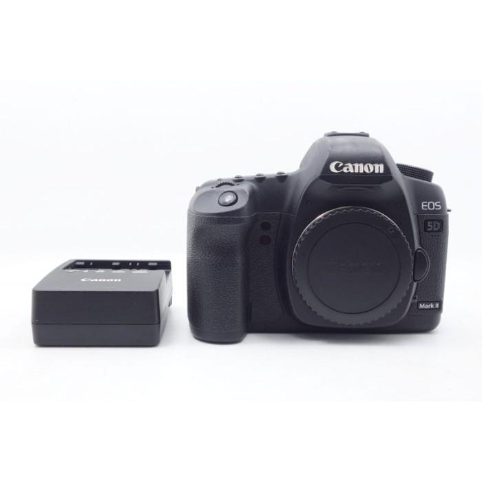 【台中青蘋果】Canon EOS 5D Mark II 5D2 單機身 二手 全片幅 單眼相機 #53385