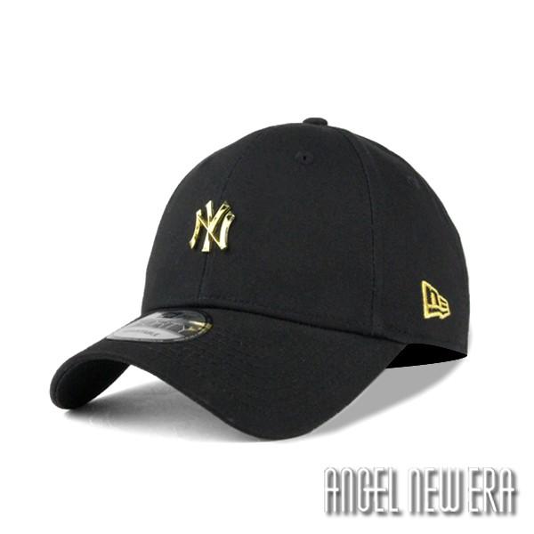【NEW ERA】MLB NY 紐約 洋基 牛年限定 金屬標 經典黑 老帽 9FORTY【ANGEL NEW ERA】