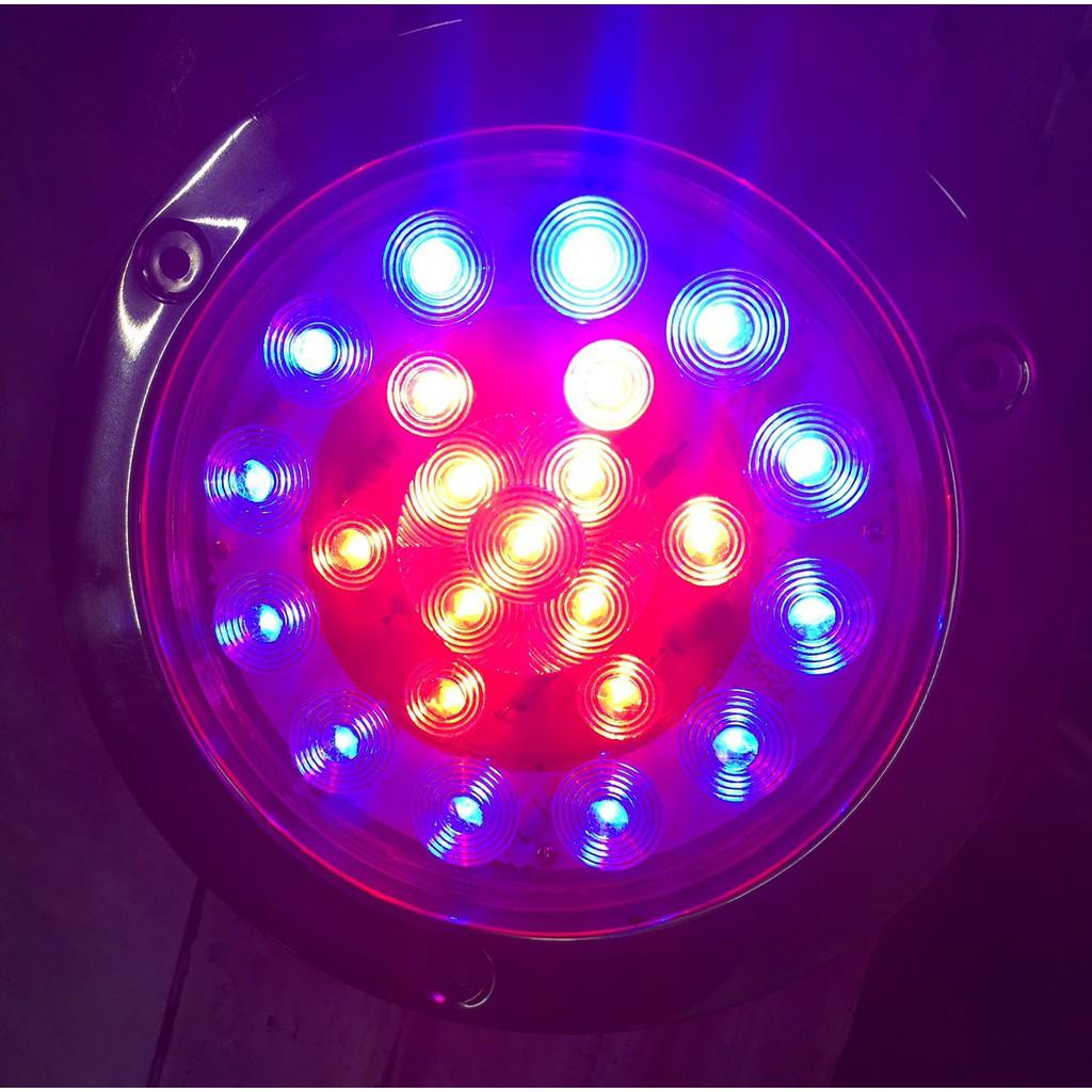 LED 24V 圓形 後燈 尾燈 倒車燈 剎車燈 方向燈 小燈 邊燈 側燈 貨車 卡車 拖車 沙石車 農機