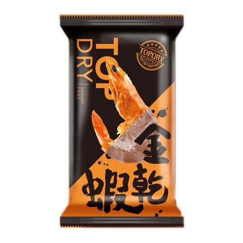 TOPDRY 頂級乾燥 金乾蝦(單包20g)【小三美日】團購/零嘴 D680127