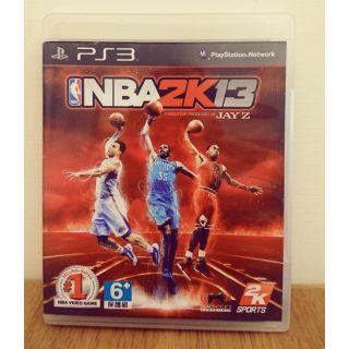PS3 NBA 2K13 臺北市