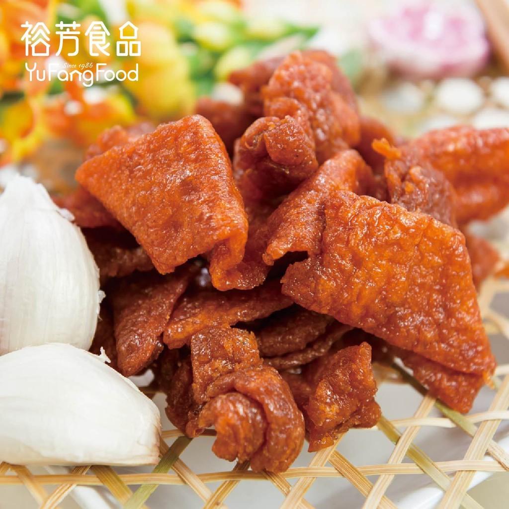《裕芳食品》香蒜豆干(葷)