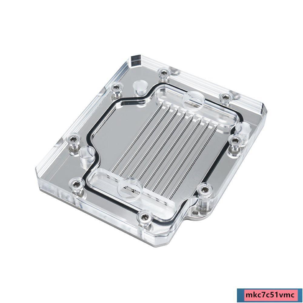 【蝦皮熱銷】NVIDIA RTX3090 背面冷頭 顯卡顯存背板散熱器 軟硬管分體式水冷