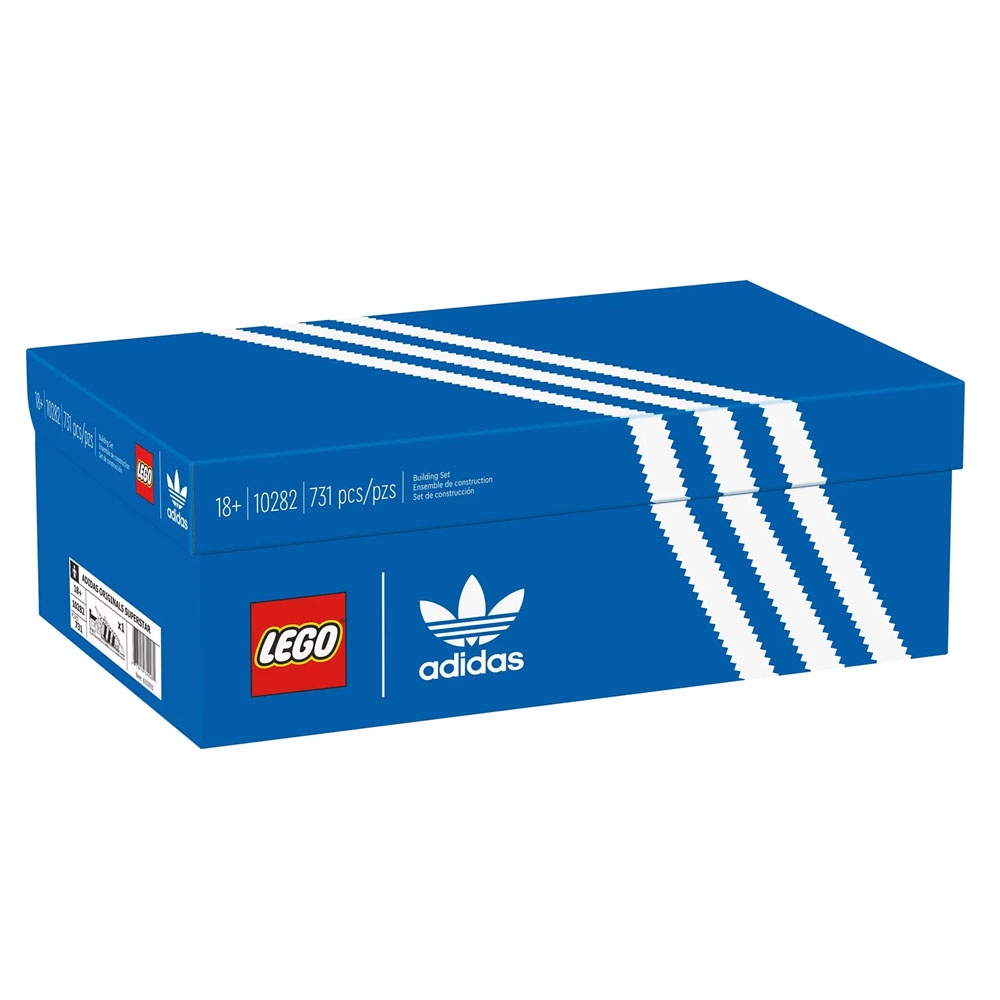 台中**宏富玩具**【自取2600元】樂高積木 LEGO 10282 愛迪達運動鞋 adidas Originals