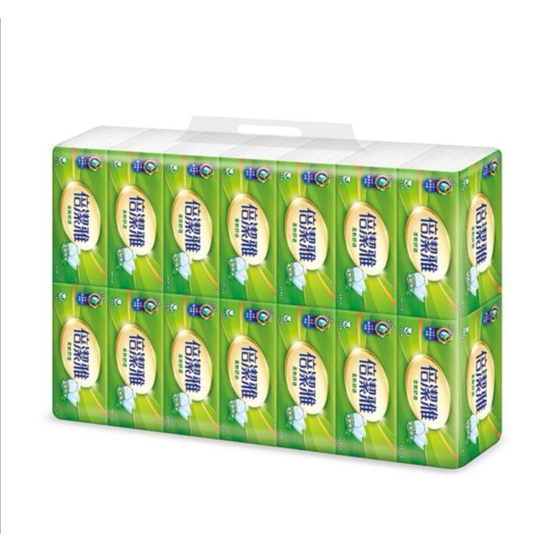 ※免運※超值商品1包不用10元※倍潔雅柔軟舒適抽取式衛生紙150抽*84包