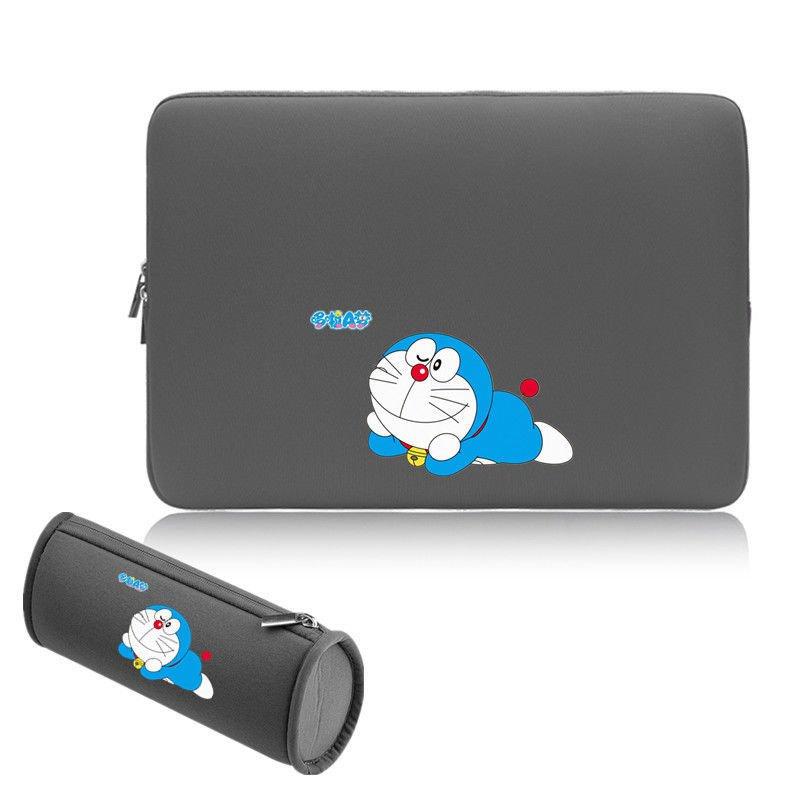 筆記本電腦包 公文包筆電包 電腦套 電腦殼 平板包 內膽包哆啦A夢