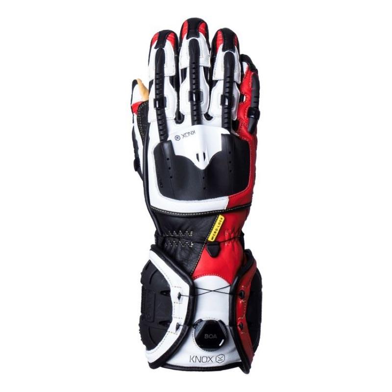2019 KNOX HANDROID MK4 機械式手套 全皮 防摔 重機 檔車 機車 競技 賽車 護具 MotoGP
