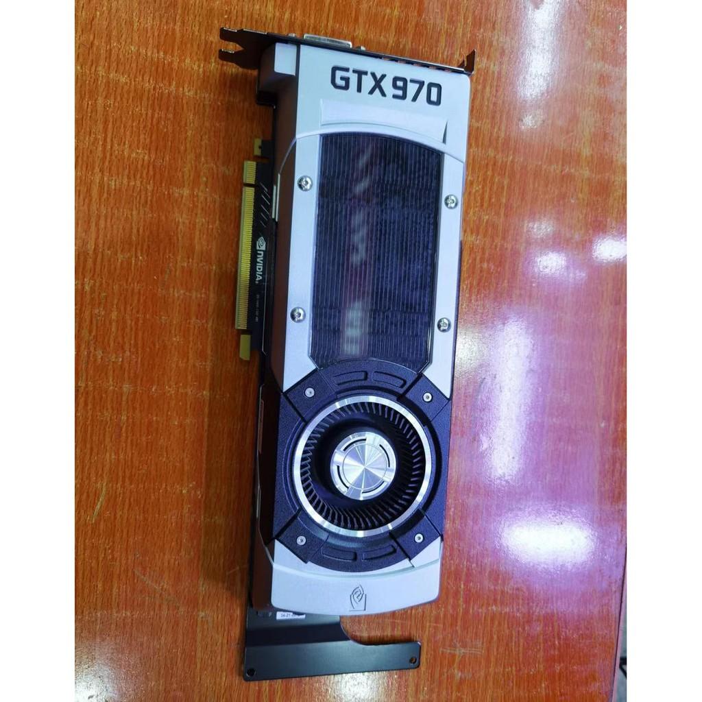 NVIDIA GeForce GTX970 4G 公版顯示卡