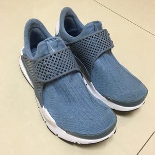 Nike sock dart sp 淡藍色 女鞋 25cm 高雄市