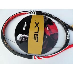 現貨威爾遜 Wilson BLX Six One Tour 90 費德勒網球拍 實物拍照319g