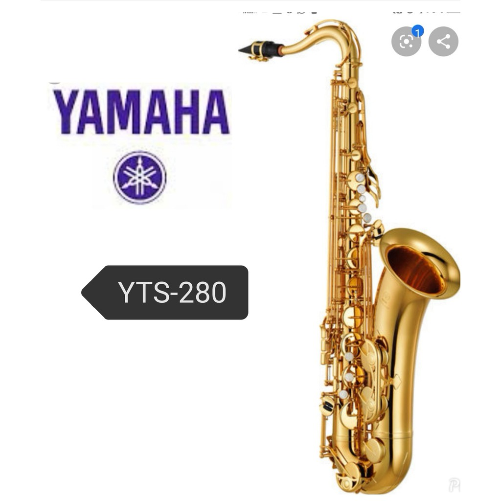 【日新樂器】YAMAHA YTS-280 Tenor 山葉次中音薩克斯風