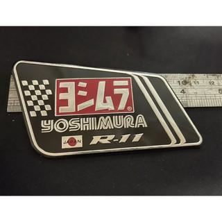 吉村 貼紙 機車 鋁片日本🇯🇵國旗 R11 rpm brembo 爆炸貼 行李箱貼 臺北市