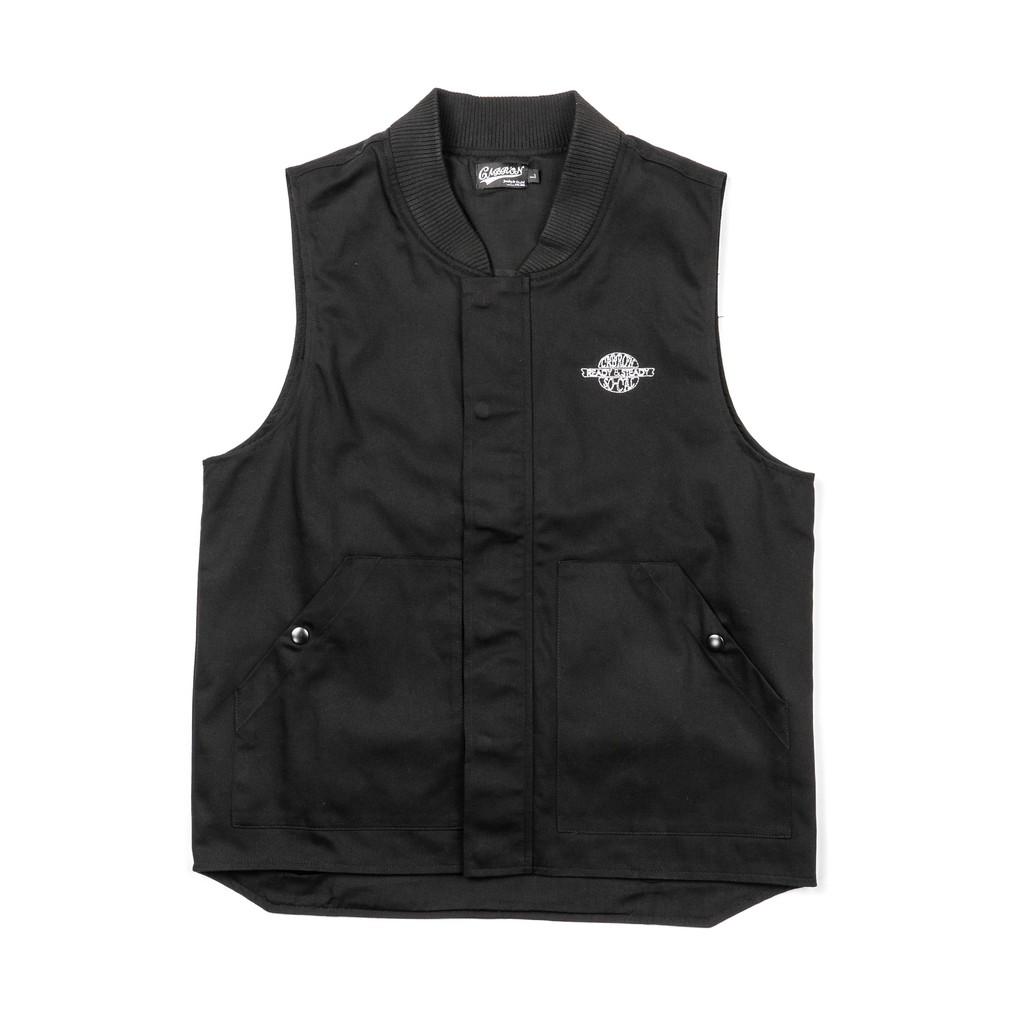【CABRON】FLIP-UP SK8 RAT Work Vest 復古惡鼠工作背心