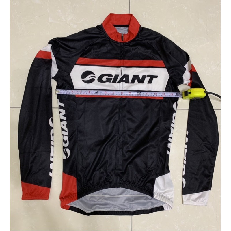 Giant 捷安特自行車車衣 長袖