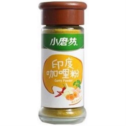 小磨坊 印度咖哩粉(25g/瓶)[大買家]