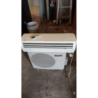 【尚典中古家具】Swift燦坤1對1分離式冷氣(1.2噸) 中古 二手 冷氣空調 新北市