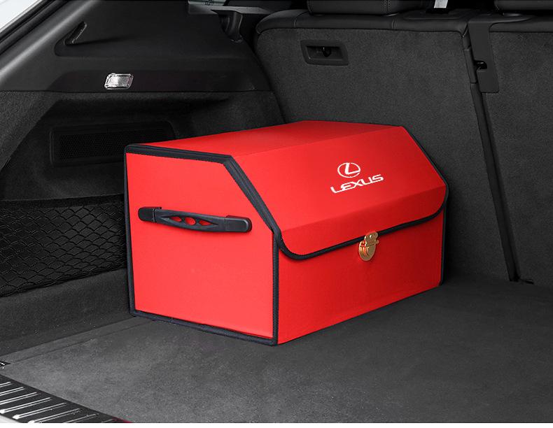 Lexus ES200 RX200T NX200 CT IS凌志後備儲物箱整理置物收納盒