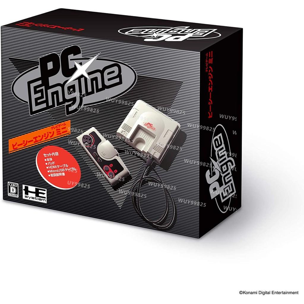 【現貨!!】科樂美KONAMI PC Engine CoreGrafx PCE mini 迷妳復古50遊戲主機