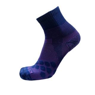 【毛哥專賣】衣格 EGXtech 專業運動機能襪 P83 中統多功8字繃帶運動襪AIR (丈青/ 紫)