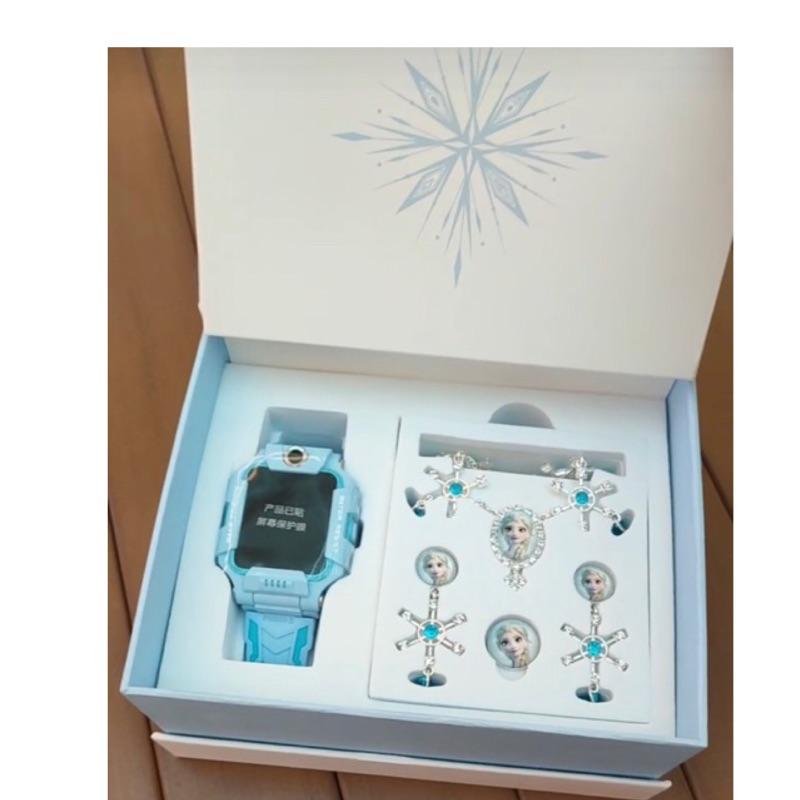 全新 小天才電話手錶Z6.,定製版(冰雪奇緣)