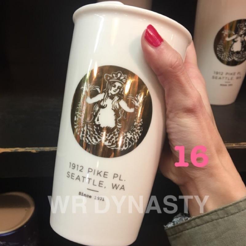 星巴克西雅圖   starbucks Reserve 旗艦店 創始店保溫杯/馬克杯/隨行杯/紀念杯/城市杯 代購 收藏