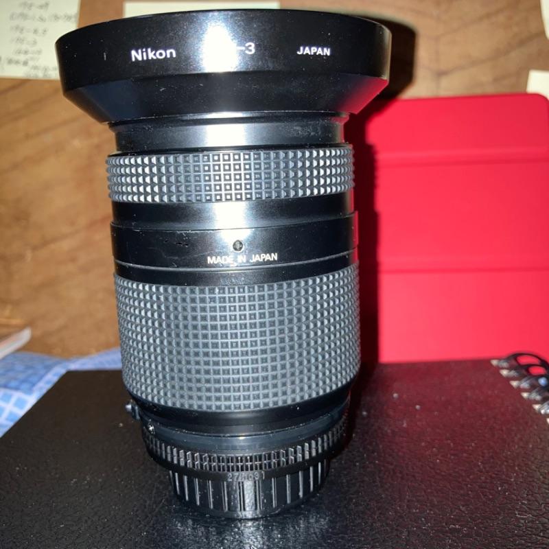 Nikon 35-70mm f2.8 AF 無盒單