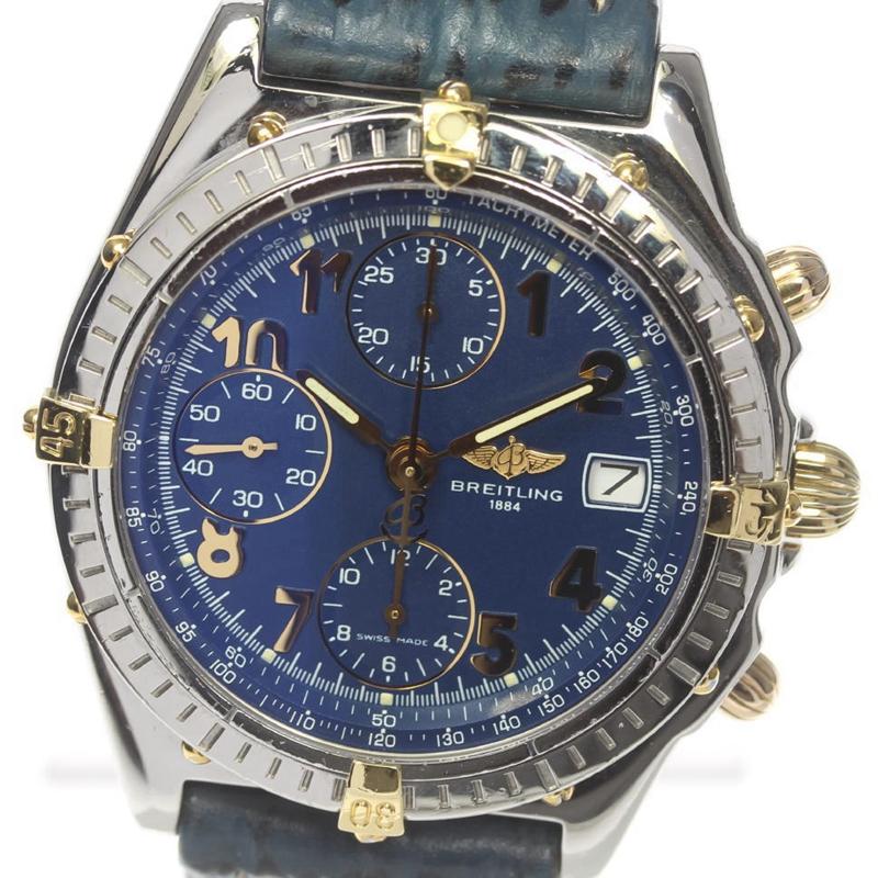Breitling 百年靈 男錶 男士手錶 自動機械 B13050.1 二手錶 原裝正品