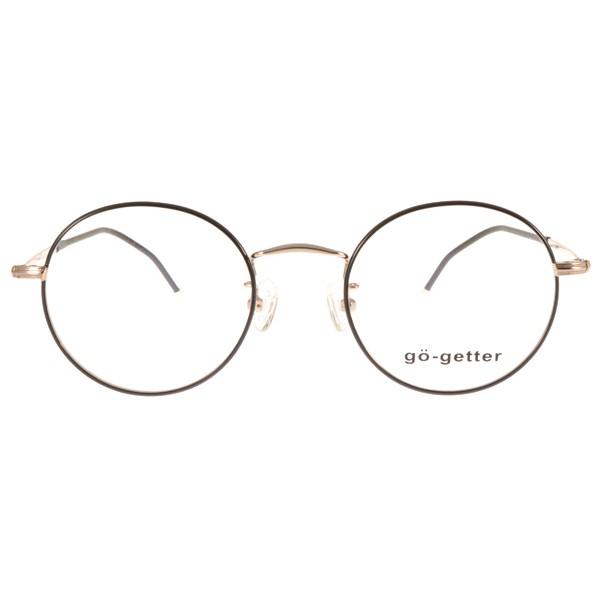 go getter 光學眼鏡 GO 2010 GDBK (黑-金) 光學鏡框【原作眼鏡】