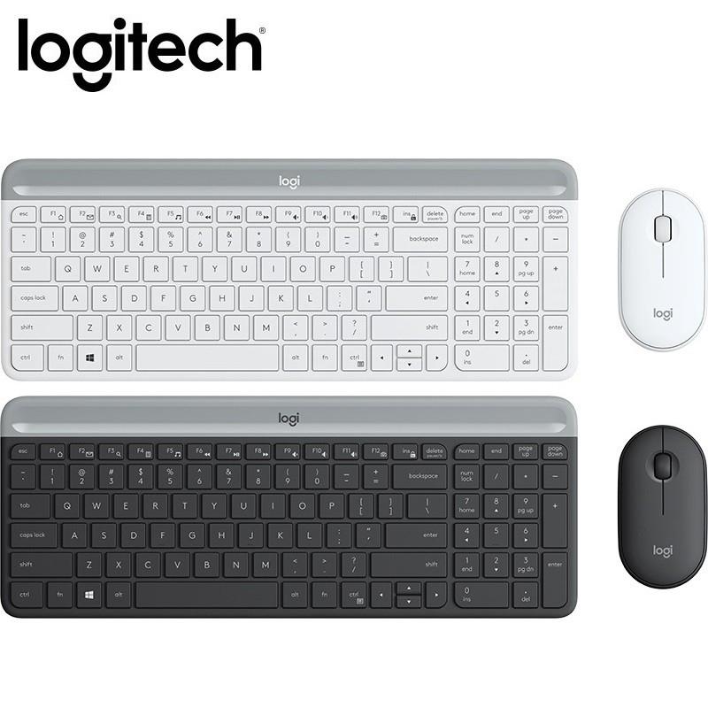 【Logitech】羅技 MK470 超薄 無線鍵鼠組 [富廉網]