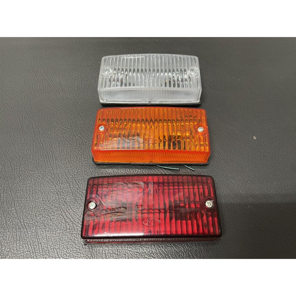 Ko Ma *中興號邊燈 邊燈 大燈 後燈 角燈 方向燈 屋頂燈 標識燈 遊覽車 巴士 公車 重機 吊車 貨車 板車
