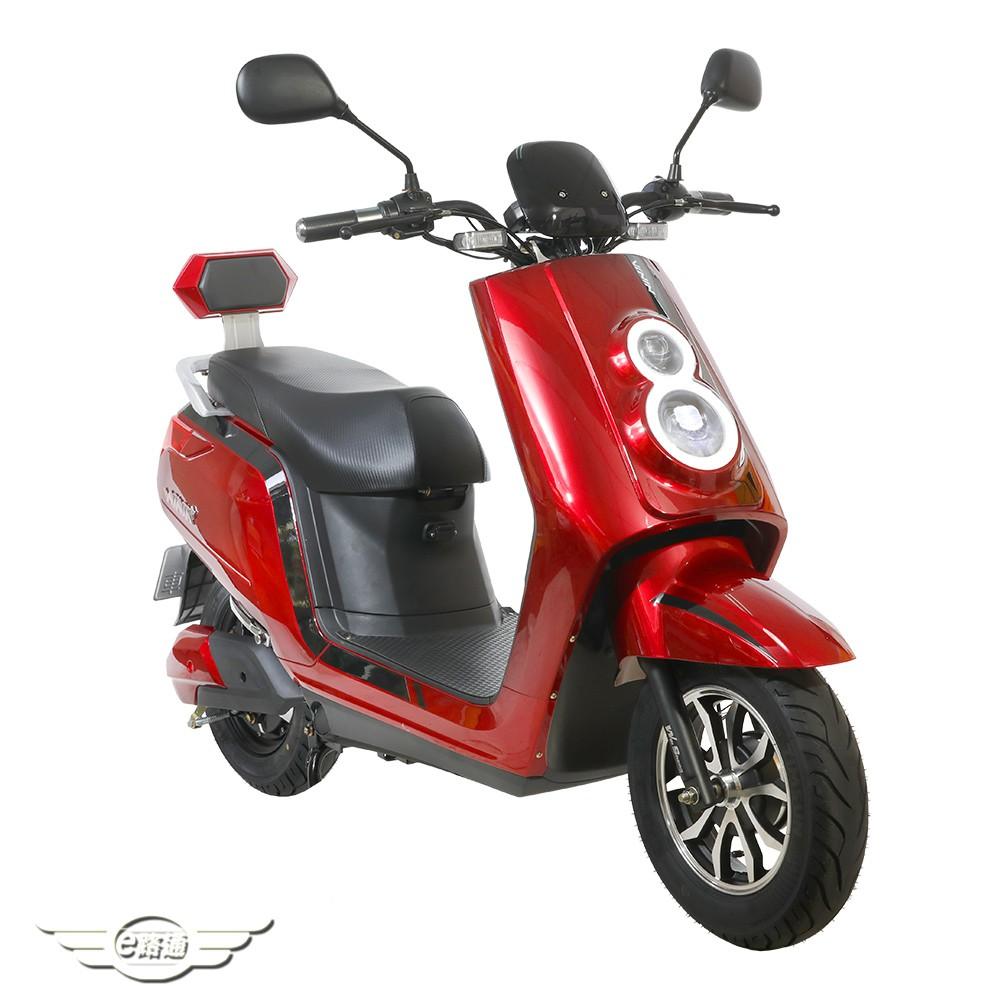 【e路通】EA-R53 隱者 48V鉛酸 500W LED大燈 液晶儀表 電動車(客約) (電動自行車)