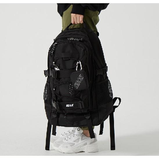 現貨~韓國 SHOOPEN X NASTY 繫繩大容量30L後背包+零錢掛包 15.6吋筆電