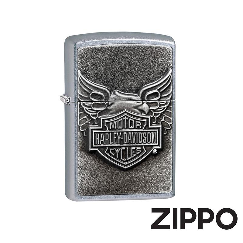 ZIPPO 哈雷鐵鷹防風打火機 美國設計 20230