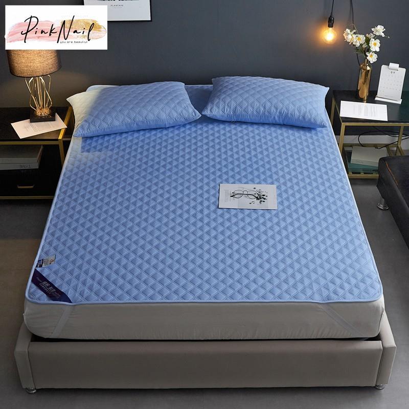 現貨護理級100%防水床墊式保潔墊(單人/雙人/加大/特大/枕套) 防水隔尿床墊保潔墊/保護床墊/防水墊床墊保護墊