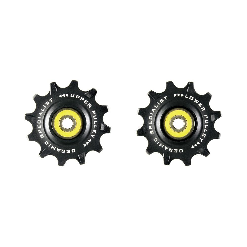 tripeak 一馬 12T陶瓷培林導輪 FOR SRAM -崇越單車