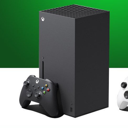 現貨微軟Xbox Series X 家用遊戲機 XSX 主機 黑盒子 xboxseriesx P9h2 花熙子家