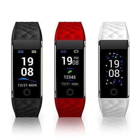 長江S6 藍芽手錶 運動手環 智慧手錶 watch 跑步 防水 游泳 LINE FB 通知提醒