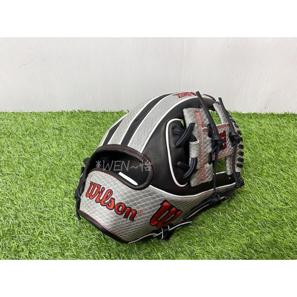 *wen~怡棒壘 Wilson 20年 新款 A2K 日本製 棒壘手套(WBW100309115)現貨特價 先詢問