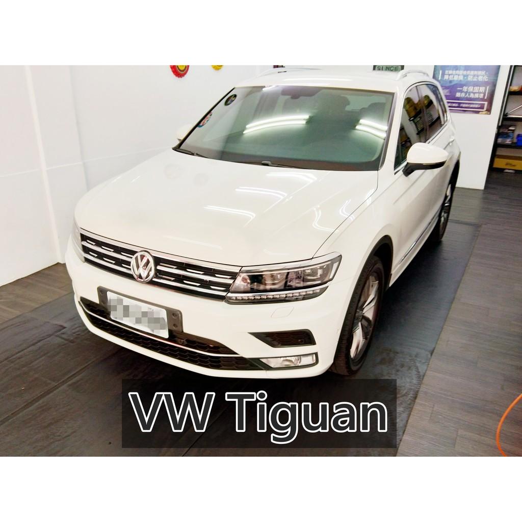 【零分貝】Volkswagen VW 福斯 Tiguan 地瓜   靜化論 隔音條 汽車隔音條